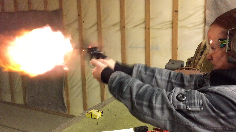Schießkurs Schnupperschießen